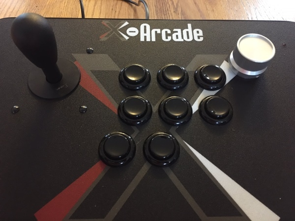 Happ Controls Trackball
